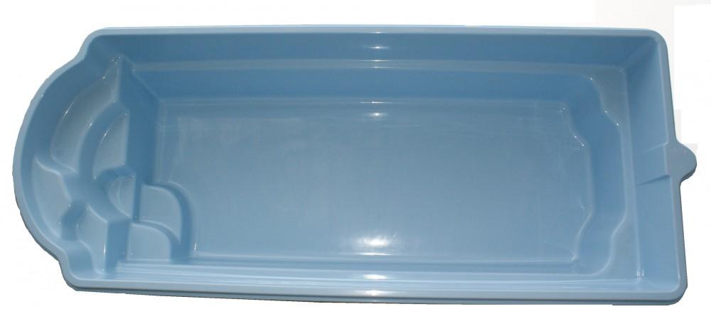Svommebasseng Glassfiber   arrangement